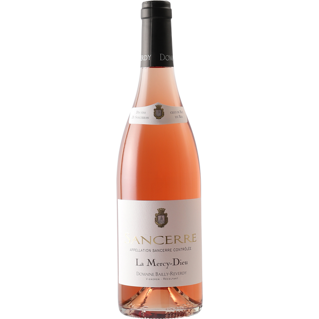 Domaine Bailly-Reverdy Sancerre Rose 2019-Wine-Verve Wine