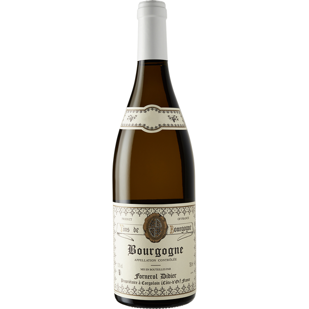 Domaine Didier Fornerol Bourgogne Blanc 2018