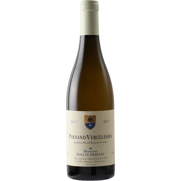 Domaine Follin-Arbelet Pernand Vergelesses Blanc 2017-Wine-Verve Wine
