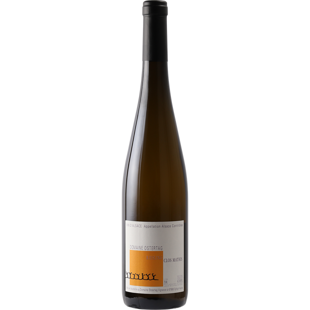 Domaine Ostertag Alsace Riesling 'Clos Mathis' 2018-Wine-Verve Wine