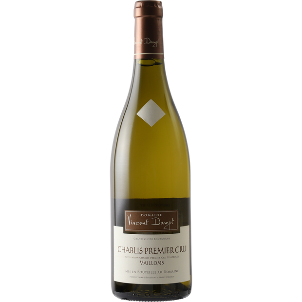 Domaine Vincent Dampt Chablis 1er Cru 'Vaillons' 2018-Wine-Verve Wine