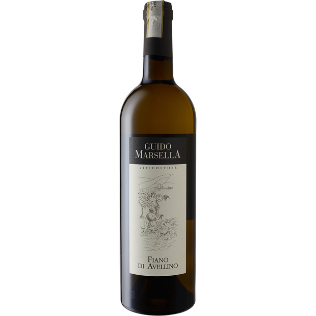 Guido Marsella Fiano Avellino Bianco 2017-Wine-Verve Wine