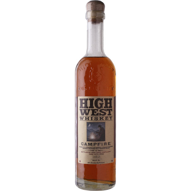 High West 'Campfire' American Whiskey-Spirit-Verve Wine
