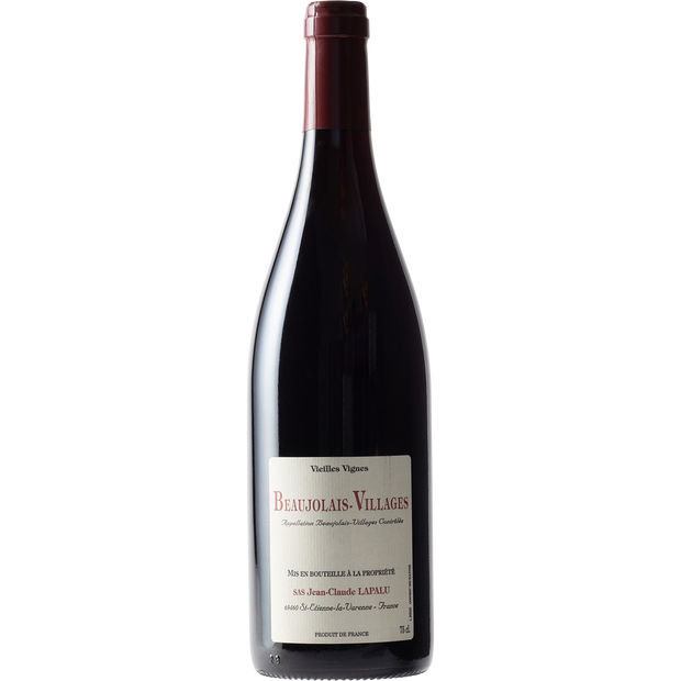 Jean-Claude Lapalu Beaujolais-Villages Vielles Vignes 2019-Wine-Verve Wine