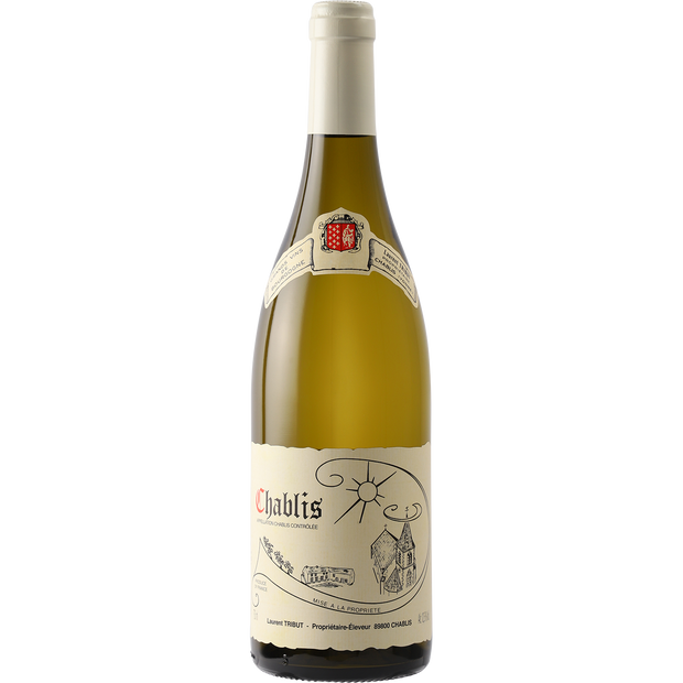 Laurent Tribut Chablis 2017-Wine-Verve Wine