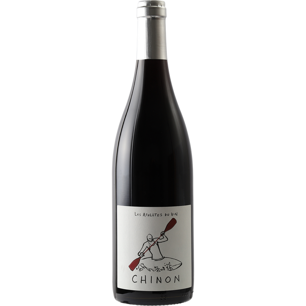 Les Athletes du Vin Chinon 2019-Wine-Verve Wine
