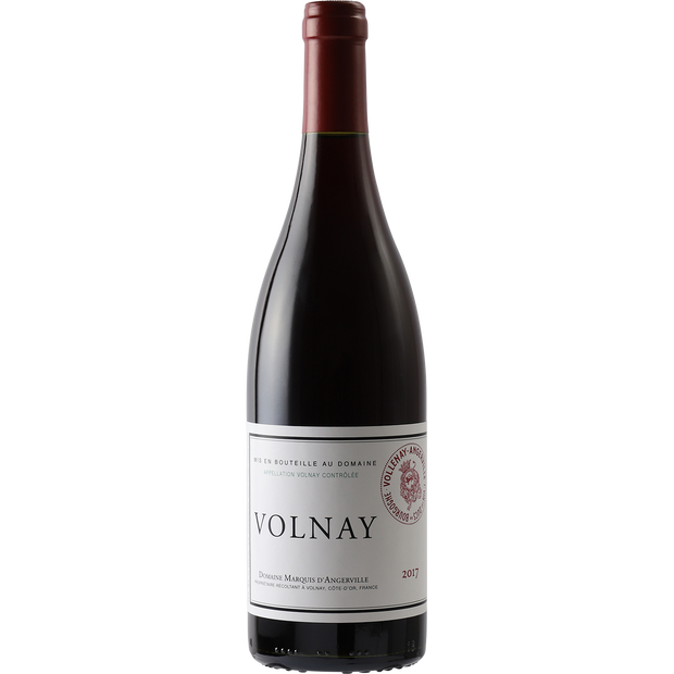 Marquis d'Angerville Volnay 2017-Wine-Verve Wine