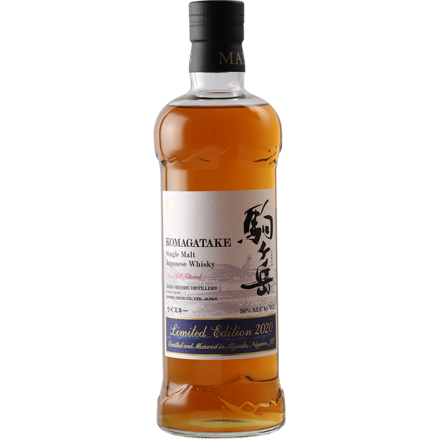 Mars Shinshu Komagatake 'Limited Edition 2020' Single Malt Japanese Whisky-Spirit-Verve Wine