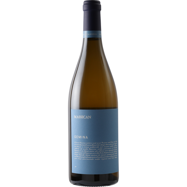 Massican Proprietary White 'Gemina' California 2019-Wine-Verve Wine