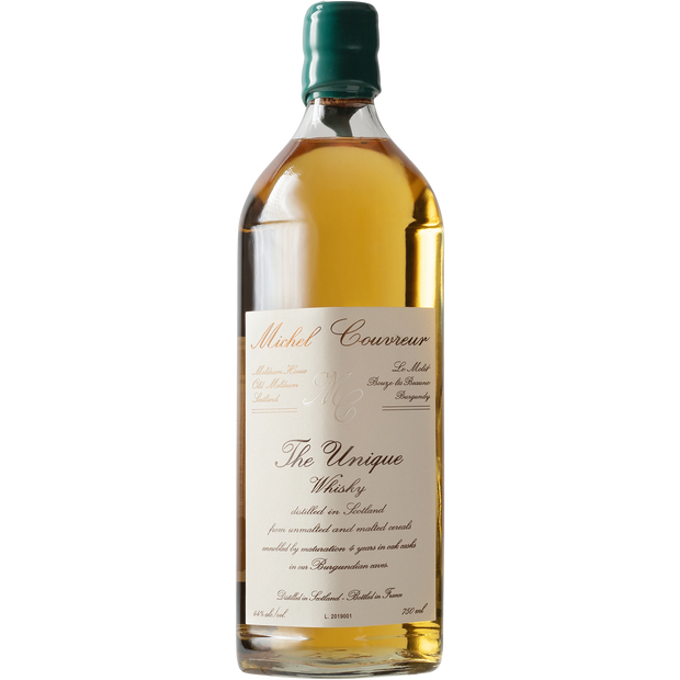 Michel Couvreur 'The Unique' Scotch Malt Whisky-Spirit-Verve Wine