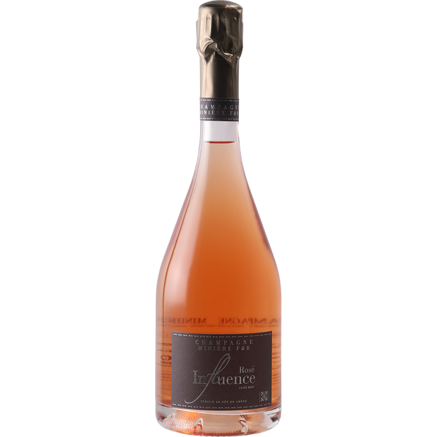 Miniere F&R 'Influence' Brut Rose Champagne 2014-Wine-Verve Wine