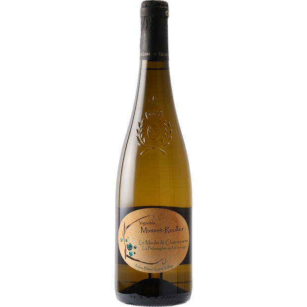 Musset-Roullier Anjou Blanc 2017-Wine-Verve Wine