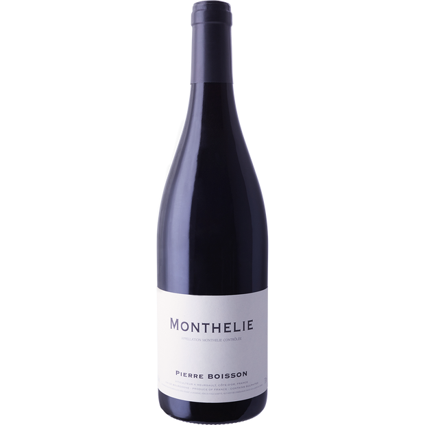 Pierre Boisson Monthelie Rouge 2018-Wine-Verve Wine