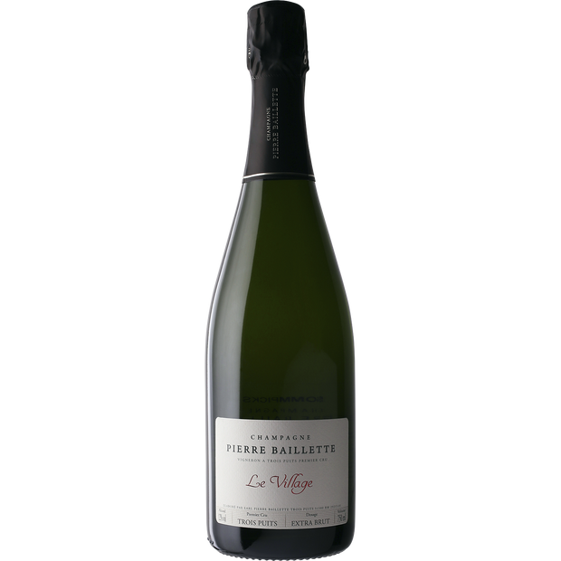 Pierre Baillette 'Le Village' Brut Champagne NV-Wine-Verve Wine
