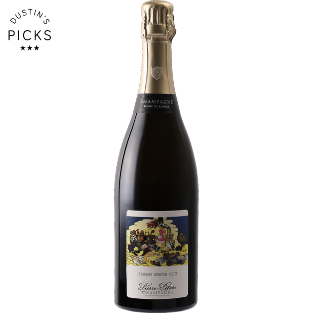 Pierre Peters 'L'Etonnant Monsieur Victor' Blanc de Blancs Grand Cru Champagne 2013-Wine-Verve Wine