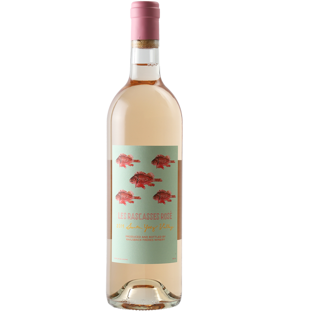 Railsback Freres Rose 'Les Rascasses' Santa Ynez Valley 2019-Wine-Verve Wine