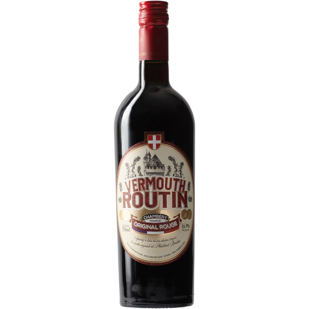 Routin Vermouth Rouge-Spirit-Verve Wine