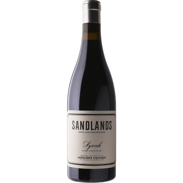 Sandlands Syrah Santa Lucia Highlands 2016-Wine-Verve Wine