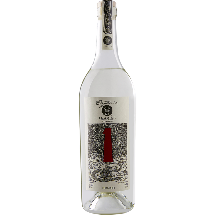 123 Tequila Blanco