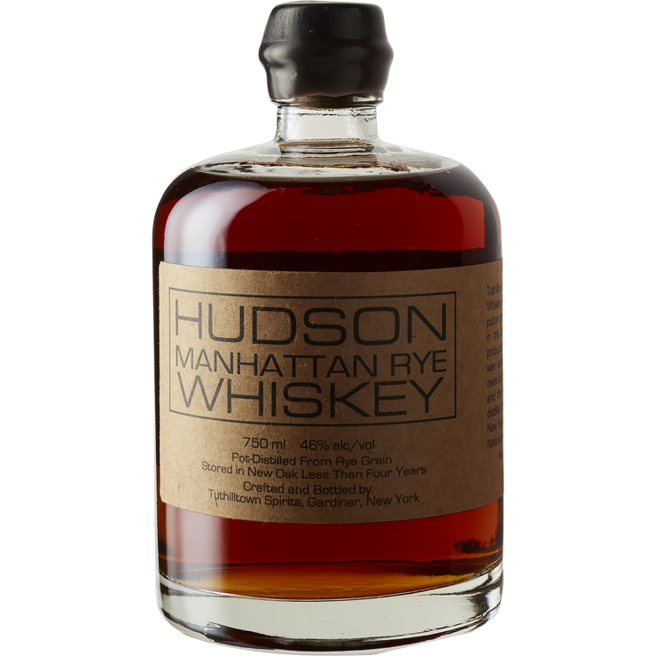 Hudson 'Manhattan Rye' Rye Whiskey