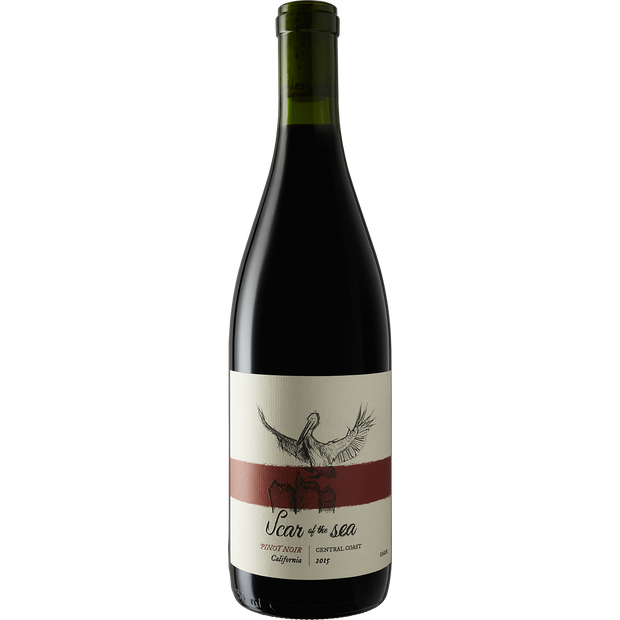 Scar of the Sea Pinot Noir Central Coast 2015-Wine-Verve Wine