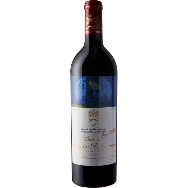 Chateau Mouton Rothschild Pauillac 2008-Wine-Verve Wine
