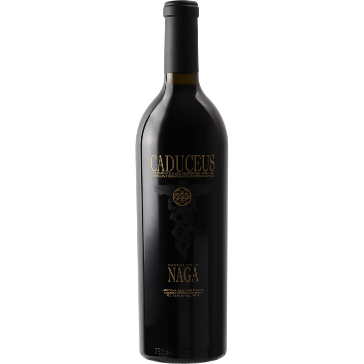Caduceus Proprietary Red 'Nagual de la Naga' Arizona 2014