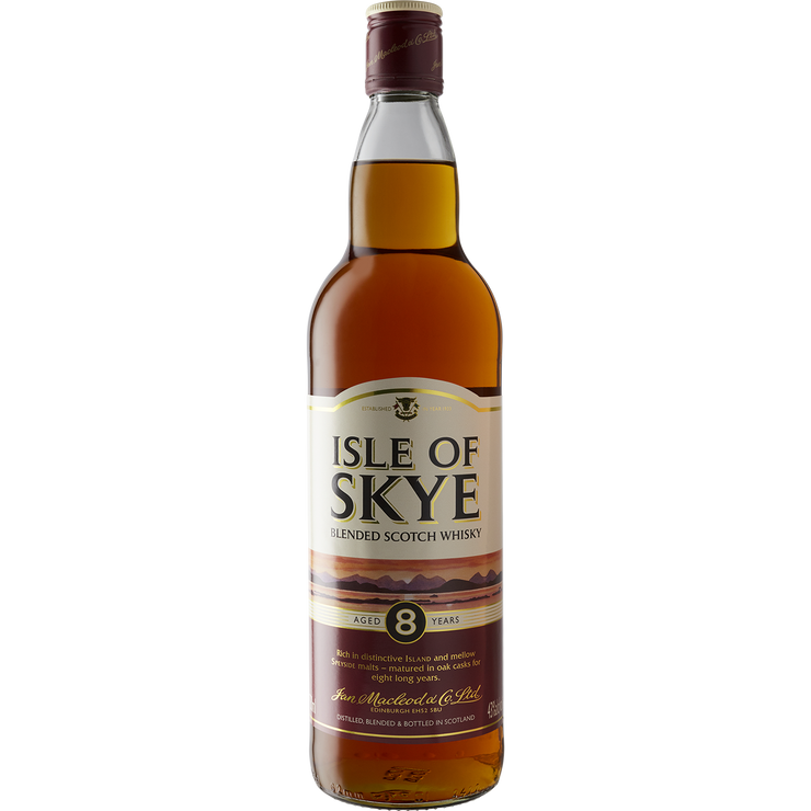 Isle of Skye '8yr' Blended Scotch Whisky