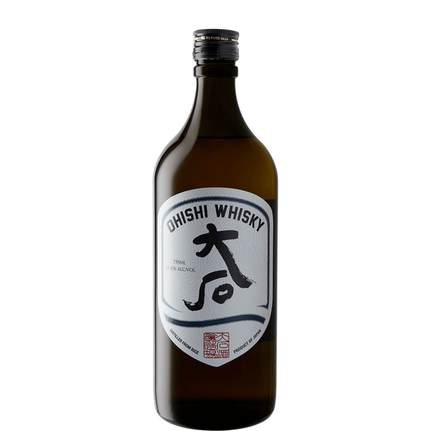 Ohishi 'Brandy Cask' Japanese Whisky-Spirit-Verve Wine