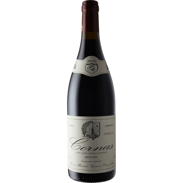 Thierry Allemand Cornas 'Chaillot' 2010-Wine-Verve Wine