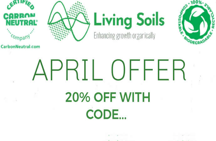 Our April offer