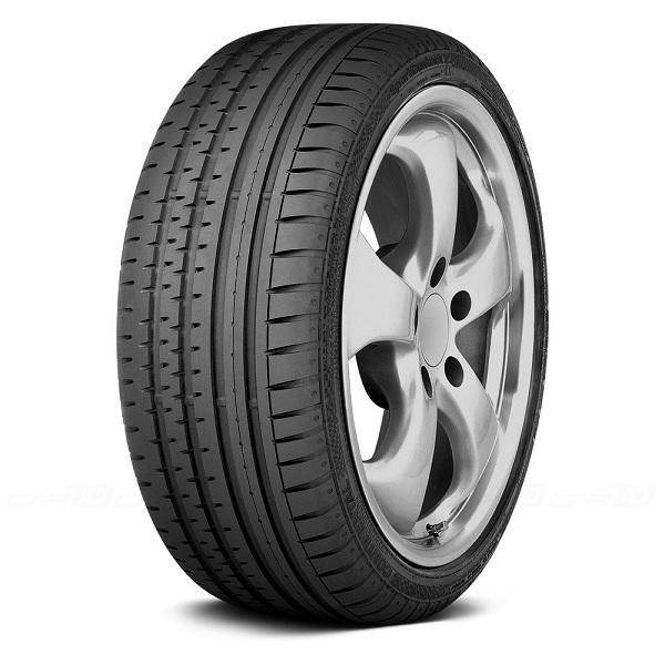 225/45R17 CONTINENTAL SPORT CONTACT 2 SSR(*) 91W - Evolution Wheel & Tyre Online Store