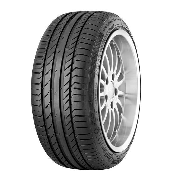 225/50R17 CONTINENTAL SPORT CONTACT 5 AO 98Y XL - Evolution Wheel & Tyre Online Store