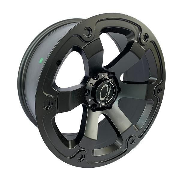 6/139/20X9 DARK6 MATT BLACK