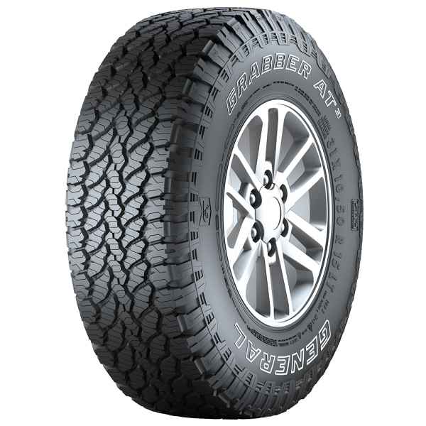 225/70R17 GENERAL  GRABBER AT3 XL FR 108T