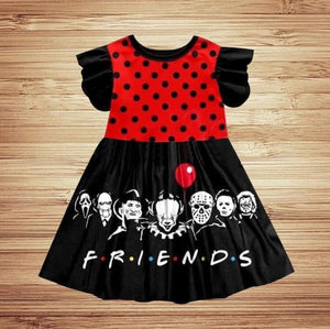 Friends Dress