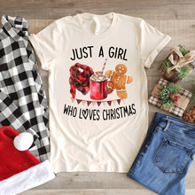 Load image into Gallery viewer, A Girl Who Loves Christmas
