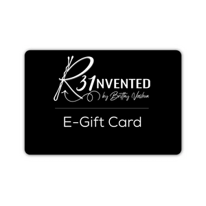 R31nvented Gift Card