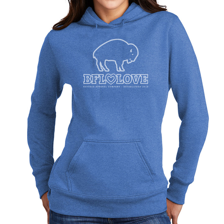 BFLO LOVE Cute Hoody