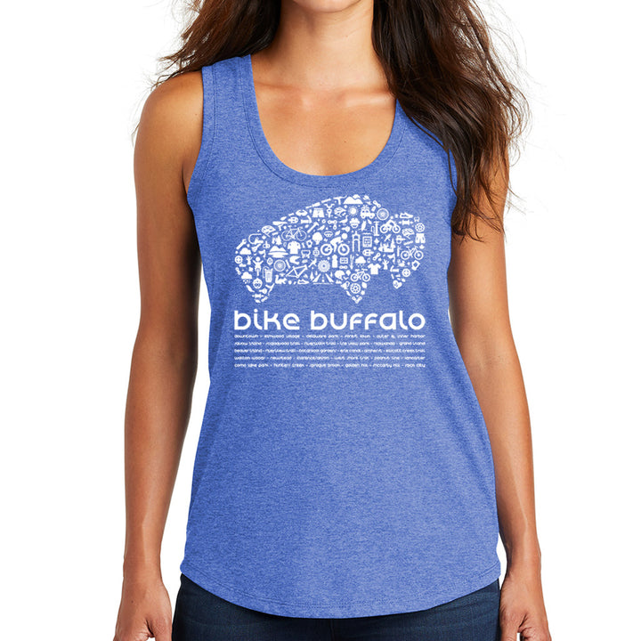 Womens Bike Buffalo