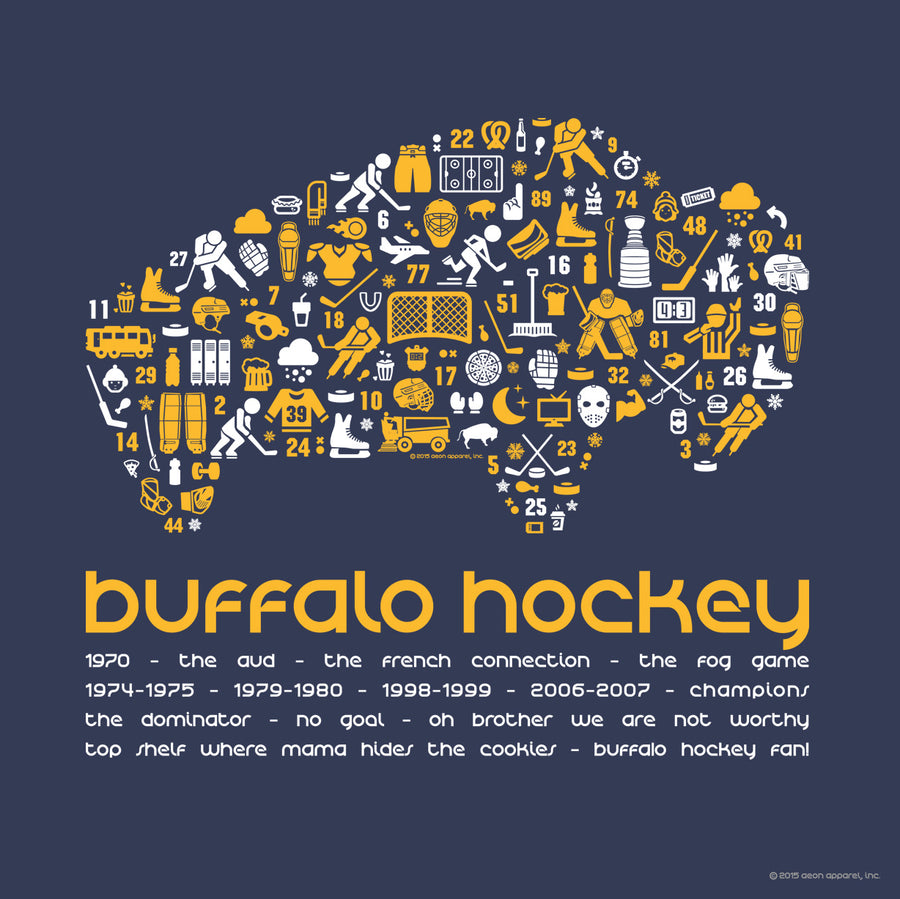 BFLO Hockey Icon V