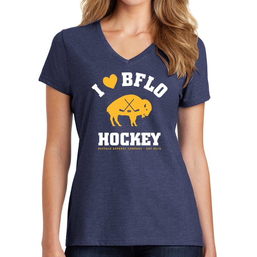I Love BfLO Hockey V