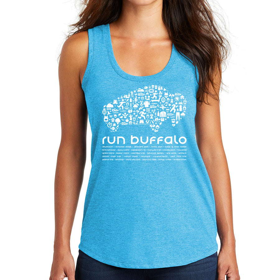 Womens Run Buffalo