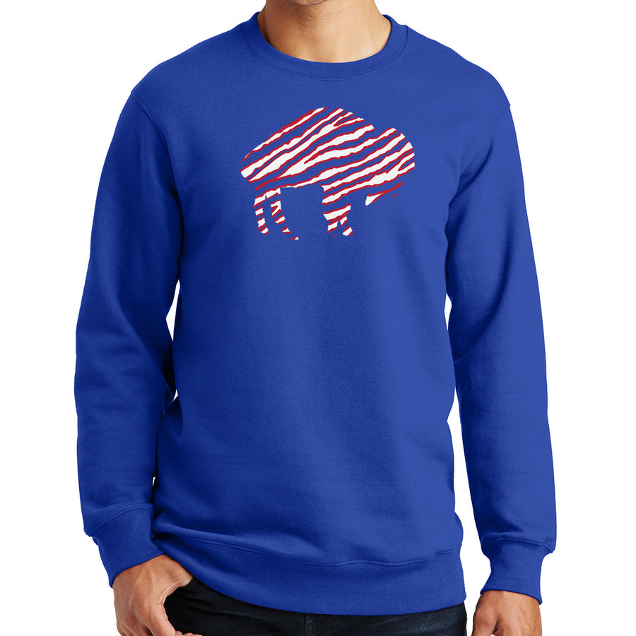 BFLO Football Zoo - crew sweat
