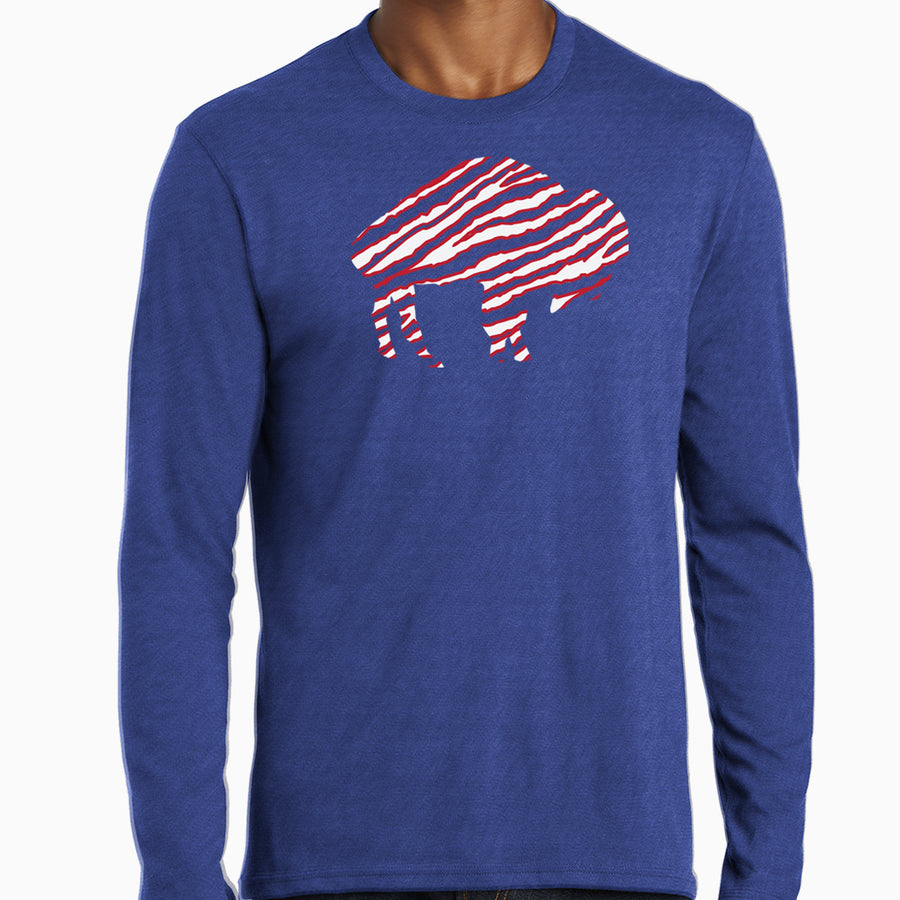 BFLO Football Zoo - long sleeve