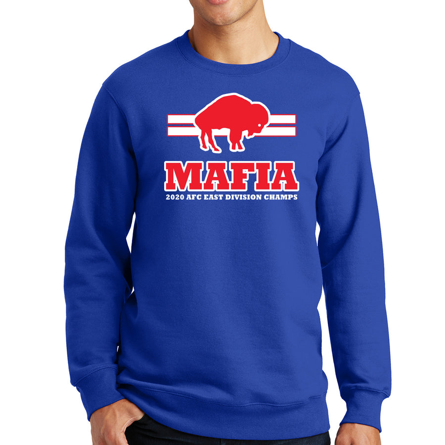 Retro Mafia - crew sweat