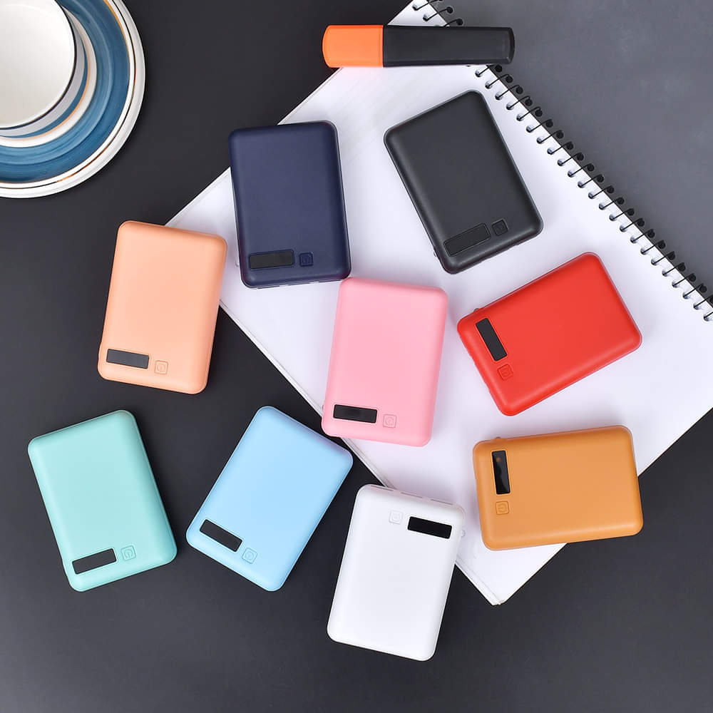 7200 MAH Capacity Portable Power Bank