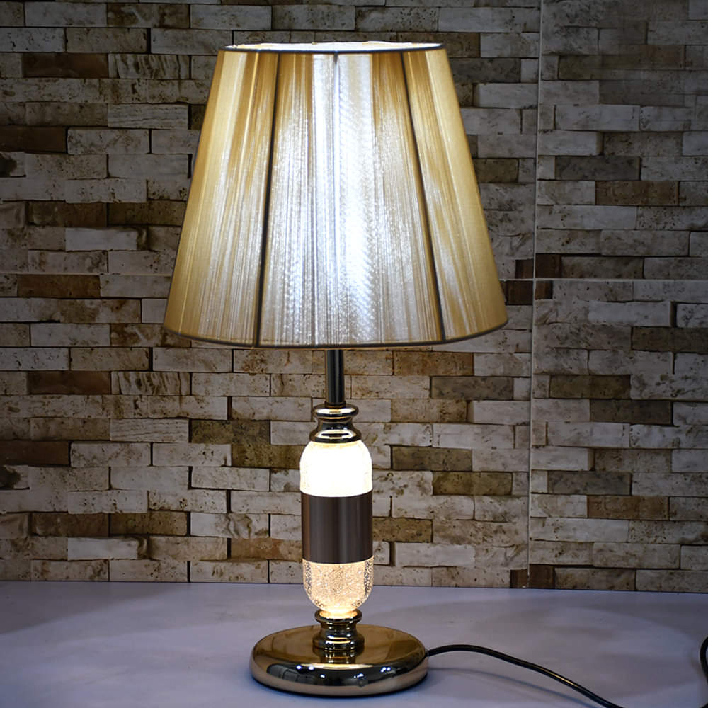 Gold Capsule Table Lamp