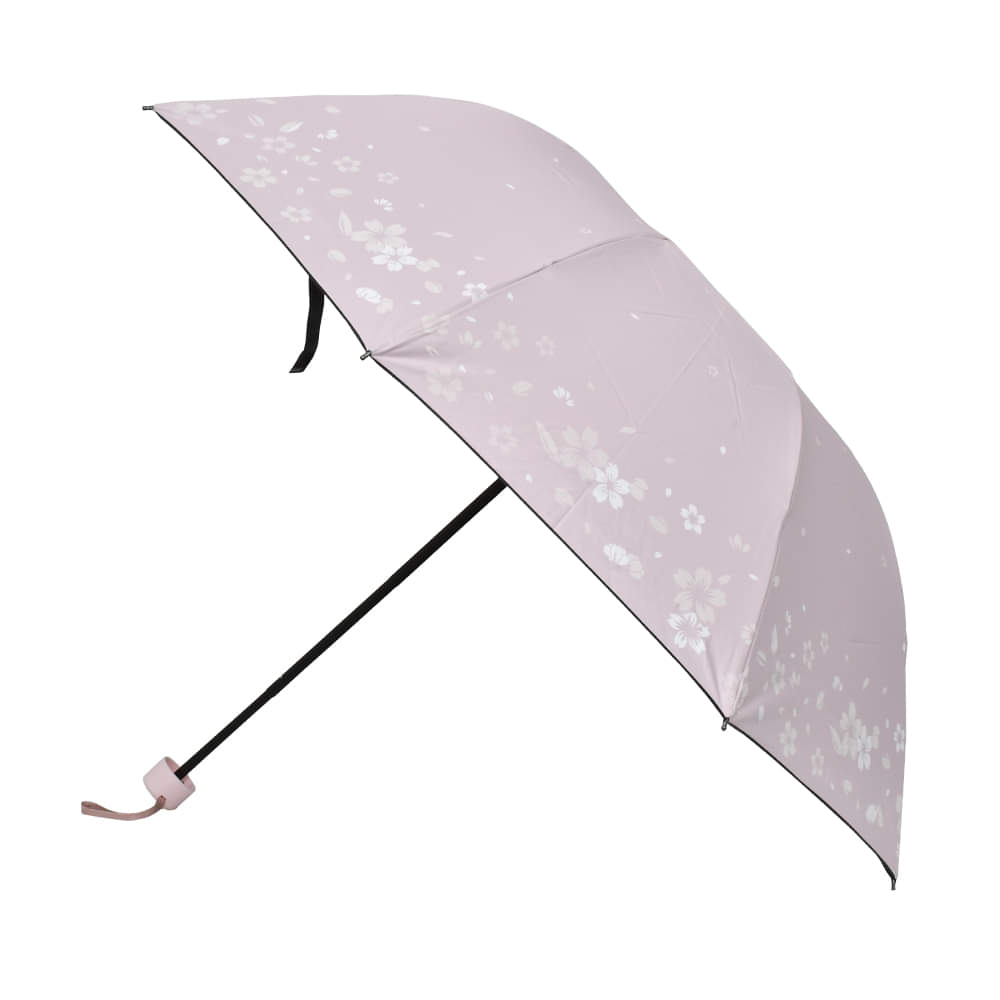 Photo Chromatic Ink Umbrella-Pink / Sun Light Induced Color Changing Print