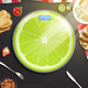Citrus Shape Weighing Scale (4519496351853)